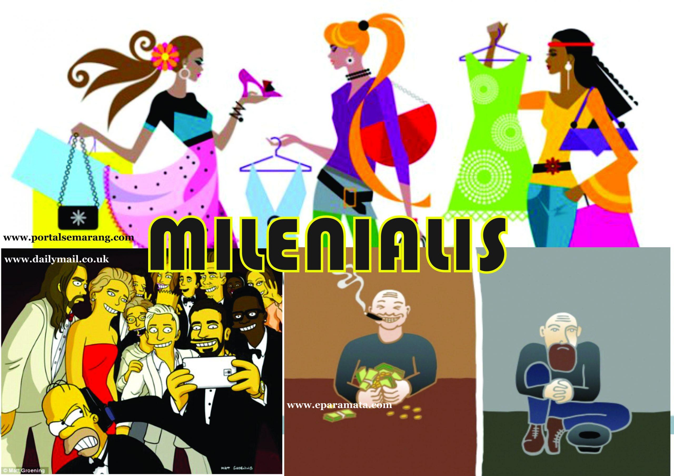 Generasi Milenial: Muda Nestapa, Tua Merana??Tips Mengelola Keuangan